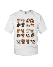 cute animal  Youth T-Shirt front