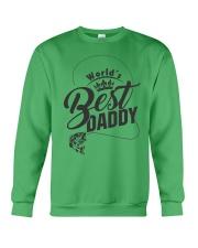 WORLD BEST DADDY  Crewneck Sweatshirt thumbnail