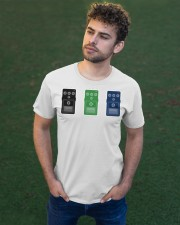 Guitar Pedals Classic T-Shirt apparel-classic-tshirt-lifestyle-front-43