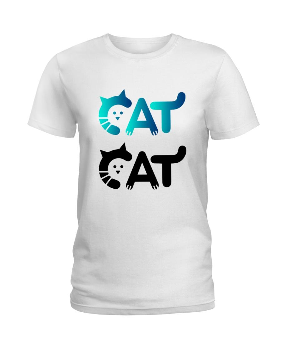 cat cat Ladies T-Shirt