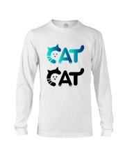 cat cat Long Sleeve Tee thumbnail