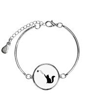 Accessories Metallic Circle Bracelet thumbnail