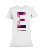 eQuality Premium Fit Ladies Tee thumbnail