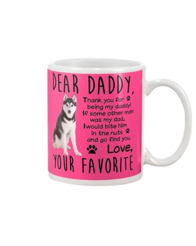 Husky Dad