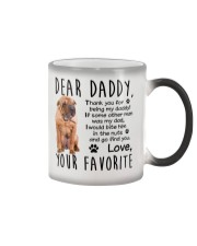 shar pei Color Changing Mug thumbnail