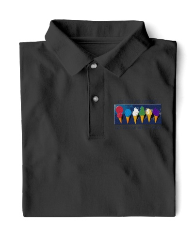You can't buy happiness - Polo shirt