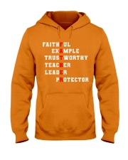 Best Gift for Father's Day Hooded Sweatshirt front