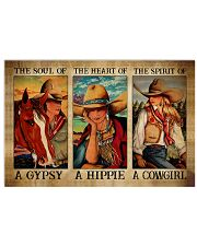 Horse HO290101HH Limited Edt Horizontal Poster tile