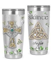 St Patrick's Day Jewelry  20oz Tumbler tile