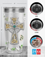 St Patrick's Day Jewelry  30oz Tumbler aos-30oz-tumbler-lifestyle-front-13