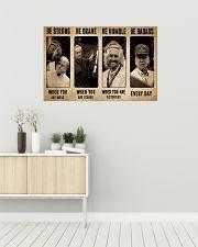 Horse trainer Ho020202 36x24 Poster poster-landscape-36x24-lifestyle-01