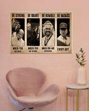 Horse trainer Ho020202 36x24 Poster poster-landscape-36x24-lifestyle-19