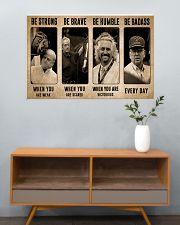 Horse trainer Ho020202 36x24 Poster poster-landscape-36x24-lifestyle-21