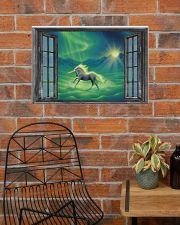 Unicorn HO300102HD Premium 24x16 Poster poster-landscape-24x16-lifestyle-24