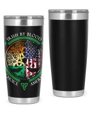 Irish by blood IR050201 20oz Tumbler tile