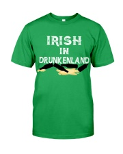 Irish In Drunken Land Classic T-Shirt tile