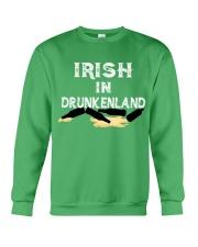 Irish In Drunken Land Crewneck Sweatshirt tile