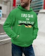 Irish In Drunken Land Hooded Sweatshirt apparel-hooded-sweatshirt-lifestyle-front-109