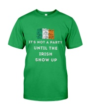 IRISH PARTY FOR ST PATRICK'S Classic T-Shirt tile