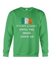 IRISH PARTY FOR ST PATRICK'S Crewneck Sweatshirt tile
