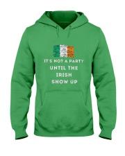 IRISH PARTY FOR ST PATRICK'S Hooded Sweatshirt tile