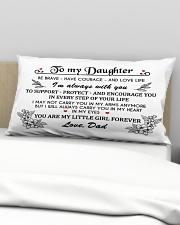MY DAUGHTER Rectangular Pillowcase aos-pillow-rectangular-front-lifestyle-01