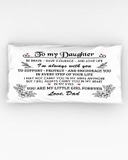 MY DAUGHTER Rectangular Pillowcase aos-pillow-rectangular-front-lifestyle-05
