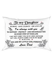 MY DAUGHTER Rectangular Pillowcase front