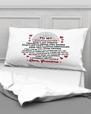 GRANDDAUGHTER - GRMA - US Rectangular Pillowcase aos-pillow-rectangular-front-lifestyle-03