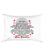 GRANDDAUGHTER - GRMA - US Rectangular Pillowcase front