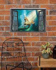 Unicorn HO300104HD Premium 24x16 Poster poster-landscape-24x16-lifestyle-24