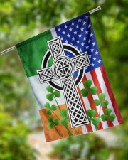 """Irish-American IR050205 Exclusive Offer 29.5""""x39.5"""" House Flag aos-house-flag-29-5-x-39-5-ghosted-lifestyle-17"""
