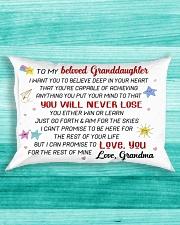 GRANDDAUGHTER - GRMA - US Rectangular Pillowcase aos-pillow-rectangle-front-lifestyle-5