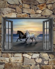 Horse HO300101HD Premium 24x16 Poster aos-poster-landscape-24x16-lifestyle-17