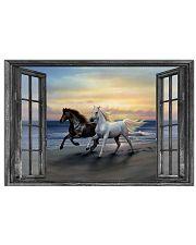 Horse HO300101HD Premium 24x16 Poster front