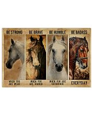 Horse HO290102HH Limited Edt 36x24 Poster front