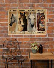 Horse HO290102HH Limited Edt 36x24 Poster poster-landscape-36x24-lifestyle-20