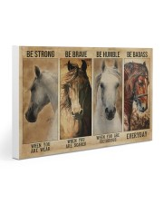 Horse HO290102HH Limited Edt Gallery Wrapped Canvas Prints tile