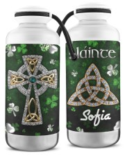 St Patrick's Day Jewelry  Vacuum Bottle tile