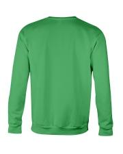 Irish I Could Drink St Patricks Pregnancy Announce Crewneck Sweatshirt back