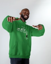From Monday to St Patrick's Day Hooded Sweatshirt apparel-hooded-sweatshirt-lifestyle-front-12