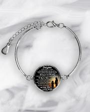 MY DAUGHTER - MOM STVT290101HD  Metallic Circle Bracelet aos-bracelet-metal-front-lifestyle-8