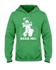 Beer me Hooded Sweatshirt front