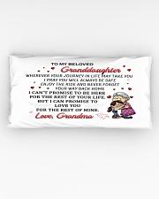 GRANDDAUGHTER - GRMA - US Rectangular Pillowcase aos-pillow-rectangular-front-lifestyle-05