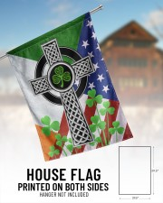 """Irish-American IR050202 Exclusive Offer 29.5""""x39.5"""" House Flag aos-house-flag-29-5-x-39-5-ghosted-lifestyle-01"""