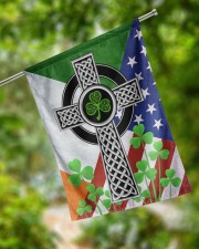 """Irish-American IR050202 Exclusive Offer 29.5""""x39.5"""" House Flag aos-house-flag-29-5-x-39-5-ghosted-lifestyle-17"""