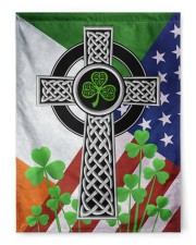 """Irish-American IR050202 Exclusive Offer 29.5""""x39.5"""" House Flag front"""