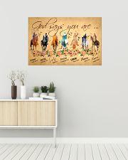 Cowboy HO020203HD 36x24 Poster poster-landscape-36x24-lifestyle-01