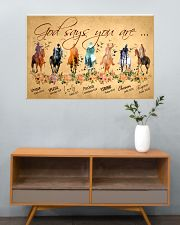 Cowboy HO020203HD 36x24 Poster poster-landscape-36x24-lifestyle-21