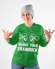 Shake Your Shamrock Crewneck Sweatshirt apparel-crewneck-sweatshirt-lifestyle-front-35